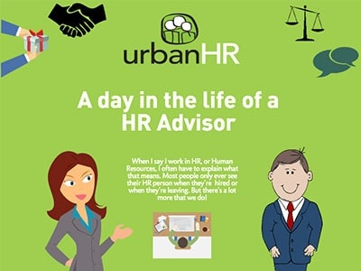 HR Advisor role