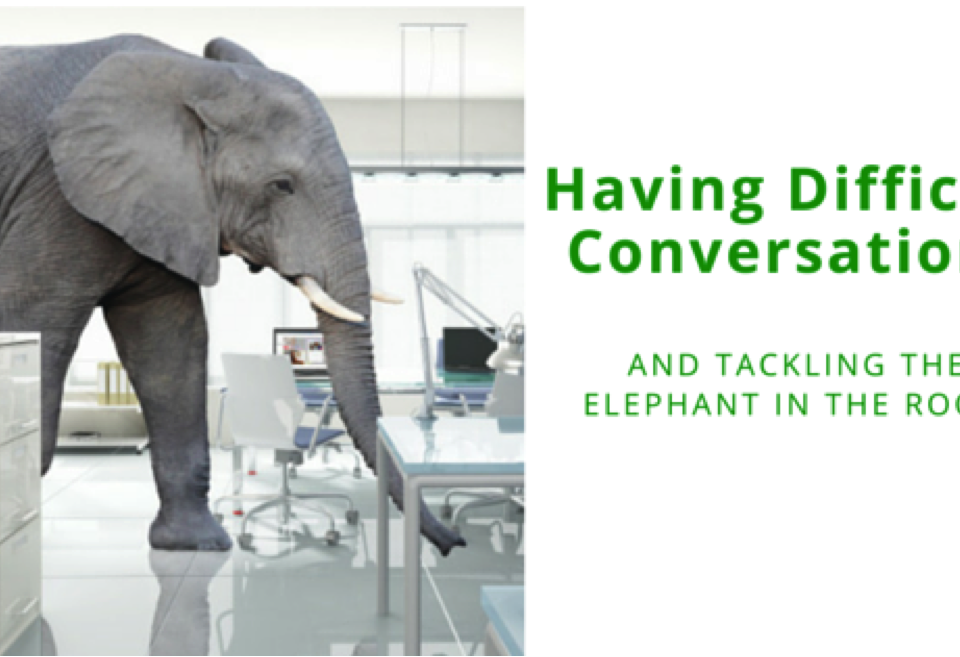 elephant in room hr conversations with employees