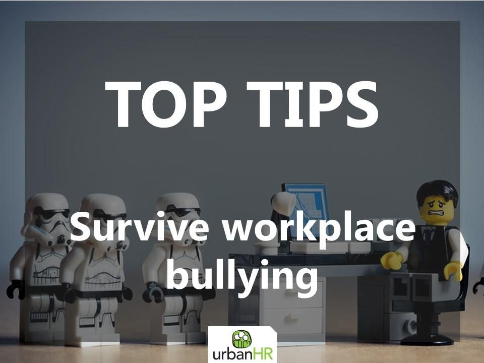 Survive Workplace Bullying