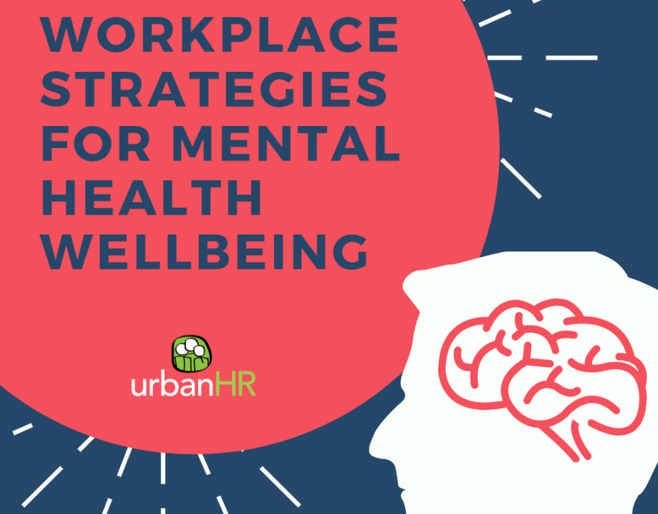 Create a Mentally Healthy Workplace