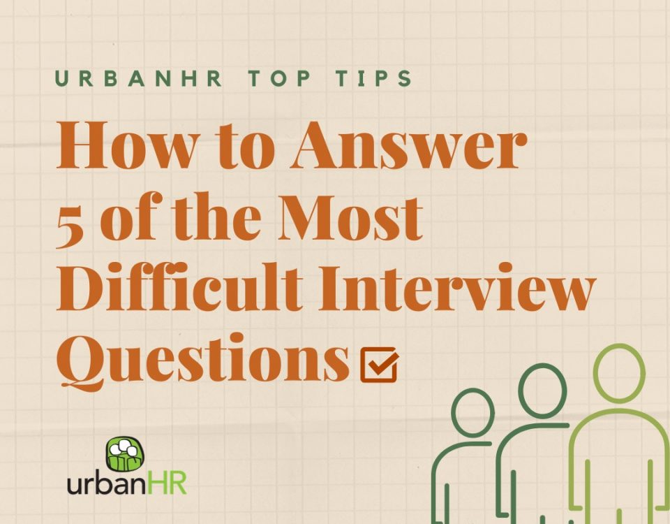 Interview Questions and How to Handle Them